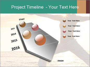 Beautiful Yoga PowerPoint Template - Slide 26