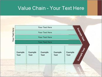Beautiful Yoga PowerPoint Template - Slide 27