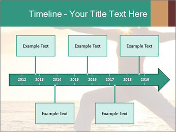 Beautiful Yoga PowerPoint Template - Slide 28