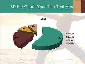 Beautiful Yoga PowerPoint Template - Slide 35