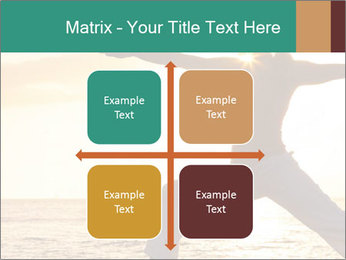 Beautiful Yoga PowerPoint Template - Slide 37
