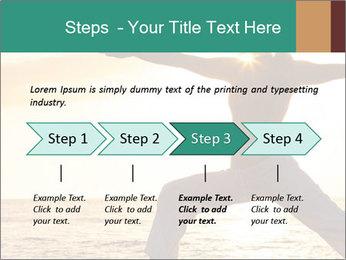 Beautiful Yoga PowerPoint Template - Slide 4