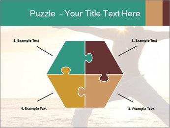 Beautiful Yoga PowerPoint Template - Slide 40