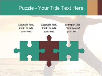 Beautiful Yoga PowerPoint Template - Slide 42