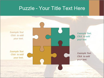 Beautiful Yoga PowerPoint Template - Slide 43