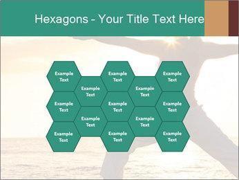 Beautiful Yoga PowerPoint Template - Slide 44