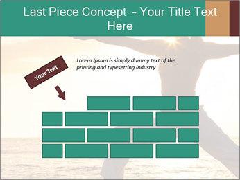 Beautiful Yoga PowerPoint Template - Slide 46