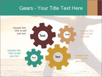 Beautiful Yoga PowerPoint Template - Slide 47