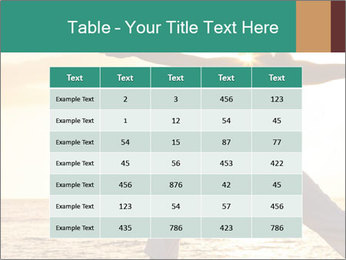 Beautiful Yoga PowerPoint Template - Slide 55