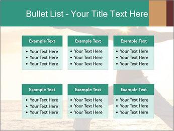 Beautiful Yoga PowerPoint Template - Slide 56