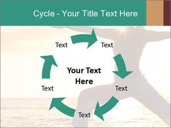 Beautiful Yoga PowerPoint Template - Slide 62