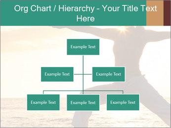 Beautiful Yoga PowerPoint Template - Slide 66
