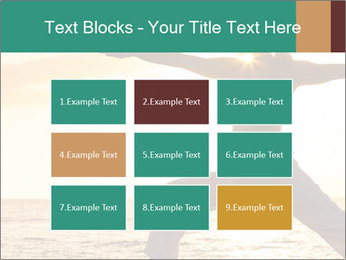 Beautiful Yoga PowerPoint Template - Slide 68