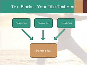 Beautiful Yoga PowerPoint Template - Slide 70