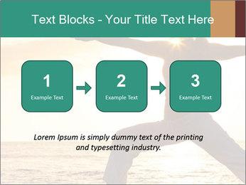 Beautiful Yoga PowerPoint Template - Slide 71