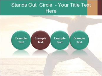 Beautiful Yoga PowerPoint Template - Slide 76