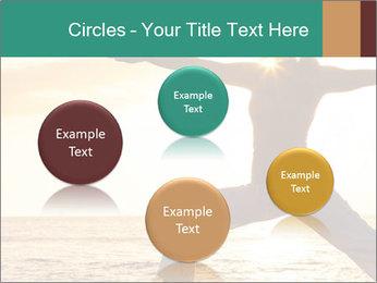 Beautiful Yoga PowerPoint Template - Slide 77