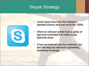 Beautiful Yoga PowerPoint Template - Slide 8