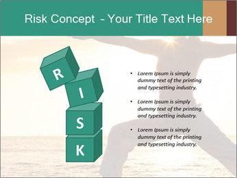 Beautiful Yoga PowerPoint Template - Slide 81