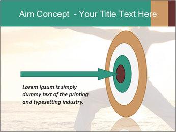 Beautiful Yoga PowerPoint Template - Slide 83
