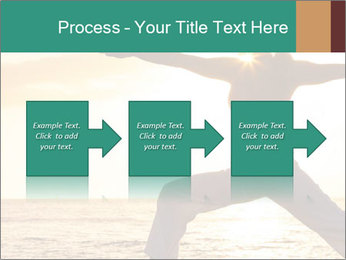 Beautiful Yoga PowerPoint Template - Slide 88