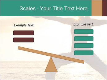 Beautiful Yoga PowerPoint Template - Slide 89