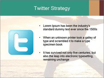 Beautiful Yoga PowerPoint Template - Slide 9