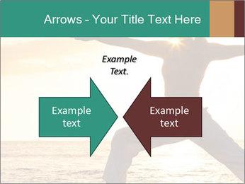 Beautiful Yoga PowerPoint Template - Slide 90