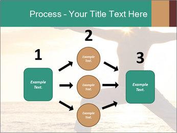 Beautiful Yoga PowerPoint Template - Slide 92