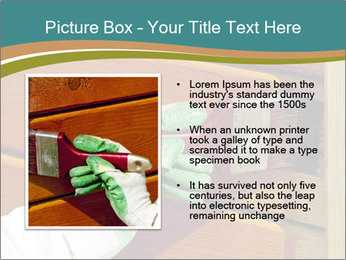 Hand painting wooden PowerPoint Templates - Slide 13