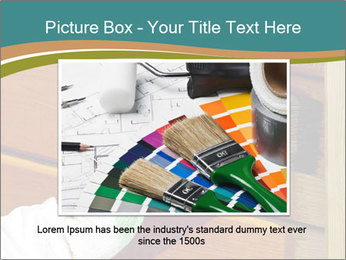 Hand painting wooden PowerPoint Templates - Slide 15