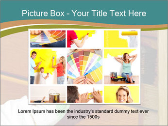 Hand painting wooden PowerPoint Templates - Slide 16