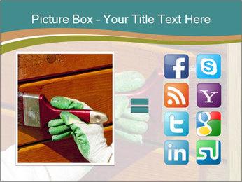 Hand painting wooden PowerPoint Templates - Slide 21