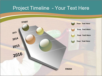 Hand painting wooden PowerPoint Templates - Slide 26