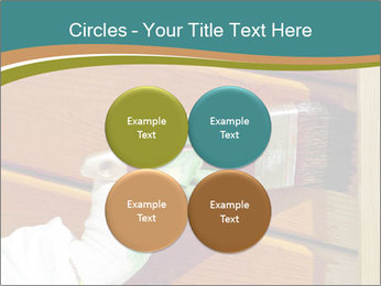 Hand painting wooden PowerPoint Templates - Slide 38