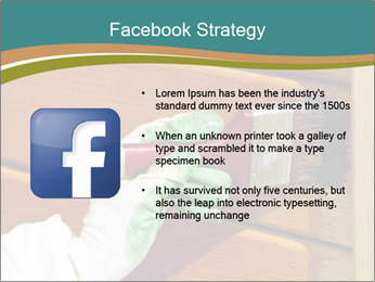 Hand painting wooden PowerPoint Templates - Slide 6