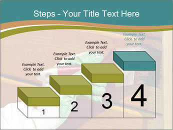 Hand painting wooden PowerPoint Templates - Slide 64