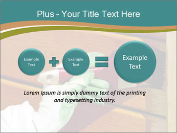 Hand painting wooden PowerPoint Templates - Slide 75