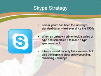 Hand painting wooden PowerPoint Templates - Slide 8