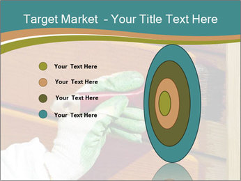 Hand painting wooden PowerPoint Templates - Slide 84