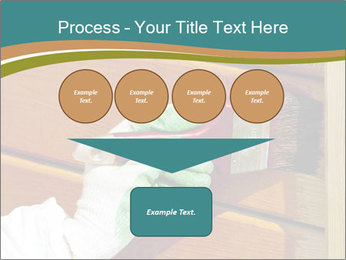 Hand painting wooden PowerPoint Templates - Slide 93