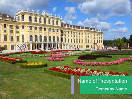 Vienna PowerPoint Template