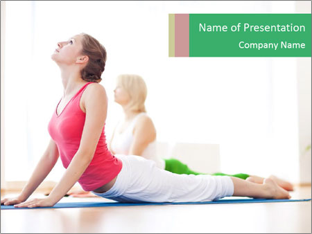 Yoga powerpoint template backgrounds id 0000092467 yoga powerpoint templates toneelgroepblik Image collections