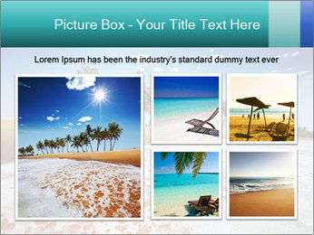 Beach PowerPoint Template - Slide 19