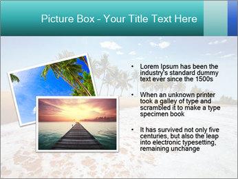 Beach PowerPoint Template - Slide 20