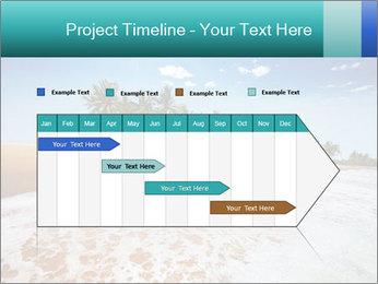 Beach PowerPoint Template - Slide 25