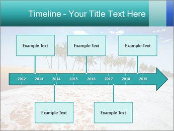 Beach PowerPoint Template - Slide 28