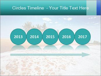 Beach PowerPoint Template - Slide 29