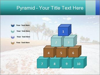 Beach PowerPoint Template - Slide 31