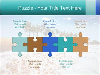 Beach PowerPoint Template - Slide 41